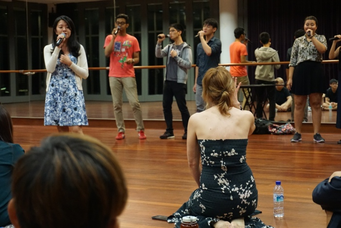 coaching-singers-in-stagecraft-singapore-zerafina-stagecraft-specialist
